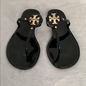 Tory Burch Mini Miller Jelly Thong Sandals Sz 9